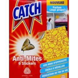 CATCH - Anti mites des...