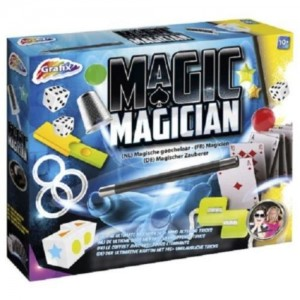 Coffret de magie MAGIC...